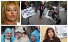 """ОТ ПОСЛЕДНИТЕ МИНУТИ: Катунът на майките от """"Системата ни убива"""" блокира бул. """"Дондуков"""""""
