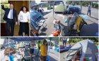 """ГОРЕЩО В ПИК! Тръгна подписка """"Не подкрепям протеста"""": 2000 въстанаха срещу катунарите на Орлов мост. Зоват уж надпартийния Радев да ги защити"""