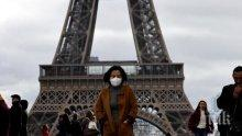 Събитията с над 5000 участници във Франция остават забранени