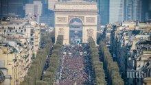 Коронавирусът отмени маратона в Париж