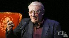 Легендата на Сатирата Славчо Пеев: Добавката от 50 лв. значи много за бедстващите пенсионери