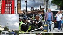 Наш мигрант: Щяха ли да си разиграват коня палаткаджиите, ако бяха в Лондон?! Полицията е в правото си да упражни сила