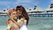 ТАЙНАТА ВЕЧЕРЯ: Николета се събра с бившия си съпруг
