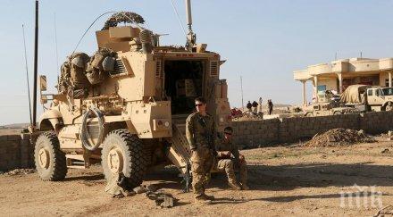 иракски военни опровергаха информациите взрив границата кувейт