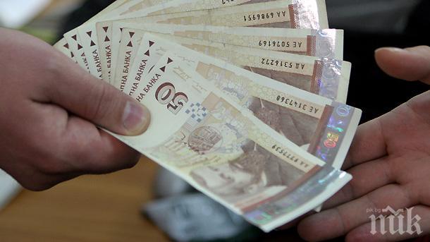 НСИ с отлични новини: Въпреки кризата, брутната заплата у нас се увеличава! Средната стигна 1337 лв. - общественият сектор с по-добро заплащане от частния