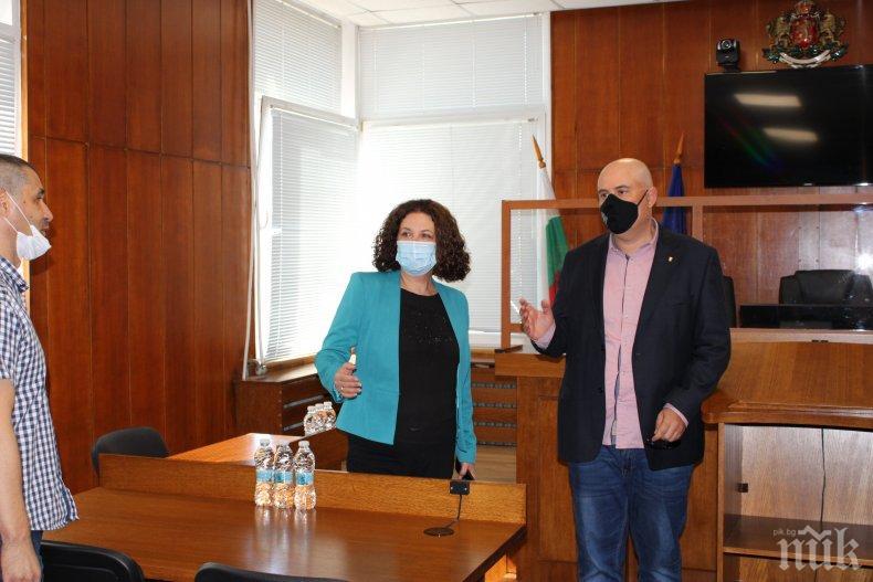 Главният прокурор посети Велико Търново