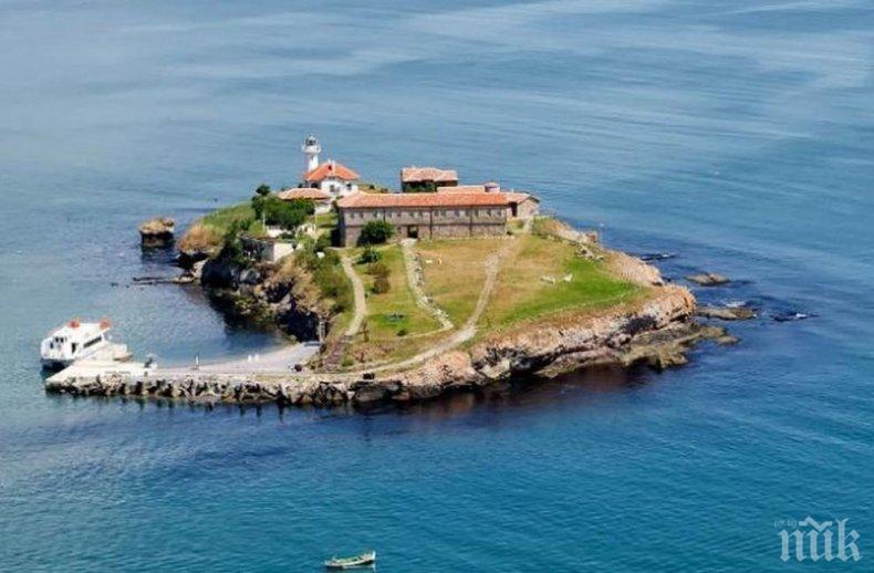 Започват 4-дневните тържества за празника на остров Света Анастасия