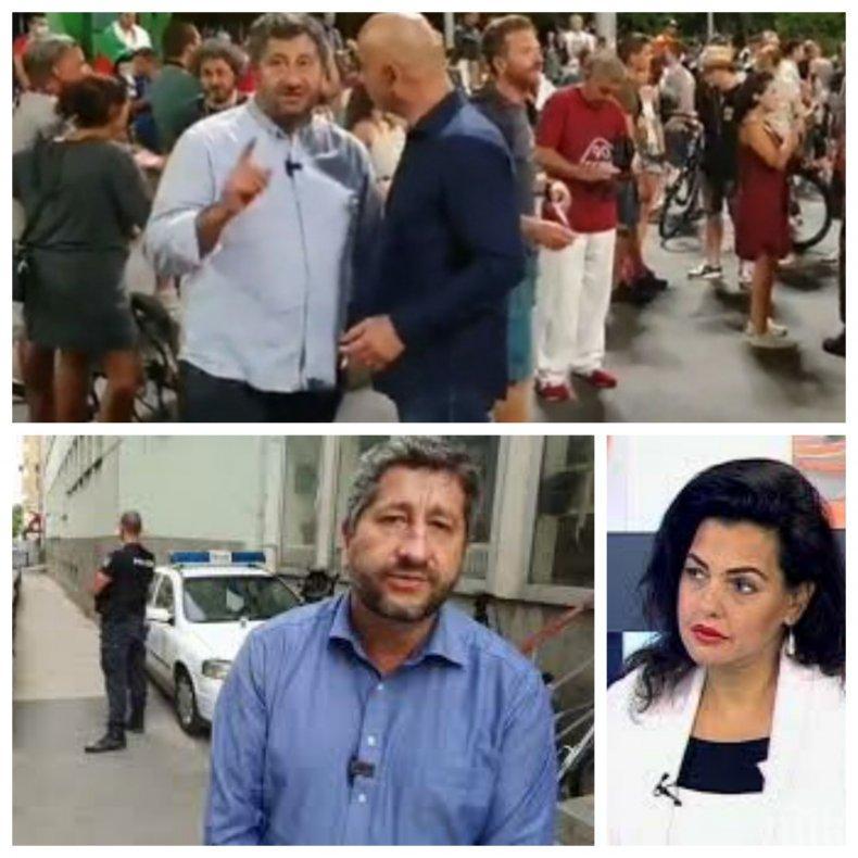 Политолог разби Христо Иванов за Маджо: Олигарсите се бият, хората са пешки!