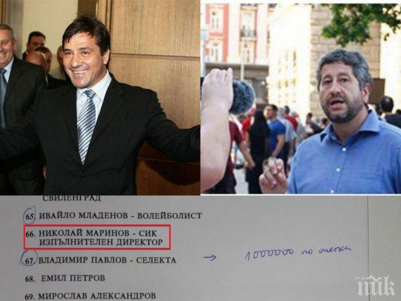 Антон Тодоров разкри защо Христо Иванов е в завера с Маджо и олигарсите и показа уникален ДОКУМЕНТ