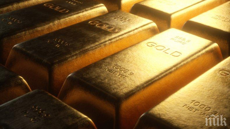 Златото може да удари 4000 долара за тройунция