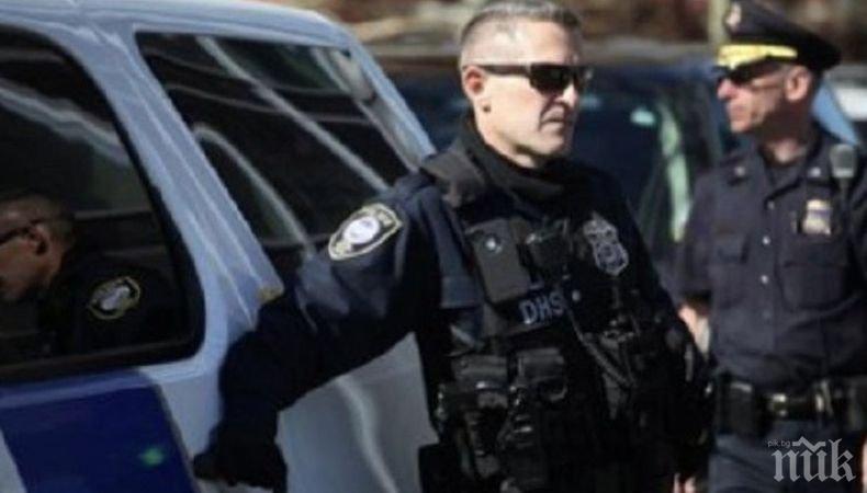 Безредици и стрелба в Чикаго: Над 100 арестувани и 13 ранени полицаи