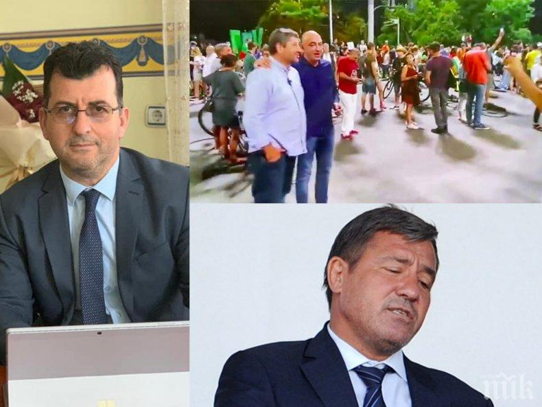 Асим Адемов: Христо Иванов гони мутрите от властта с помощта на Маджо, Черепа, Цветан Василев и с логистичната подкрепа на Ахмед Доган?!