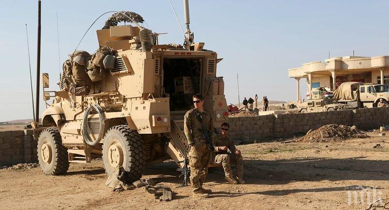 Иракски военни опровергаха информациите за взрив на границата с Кувейт