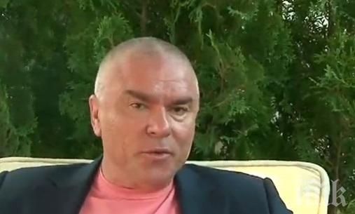 Марешки избухна: Ако телевизиите не дадат гласност и на българите, които не са съгласни с блокирането на кръстовищата, ще преминем към гражданско недоволство