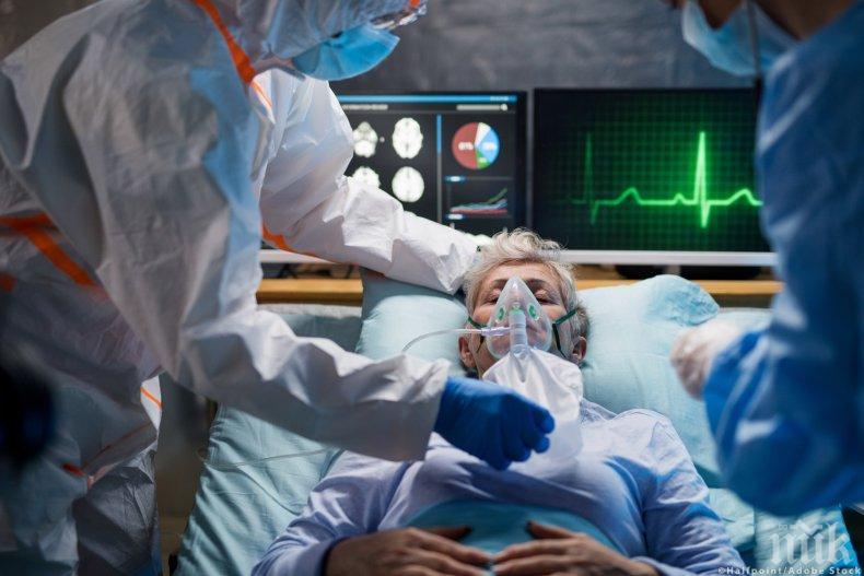Пенсионират по-рано руските лекари на първа COVID-линия