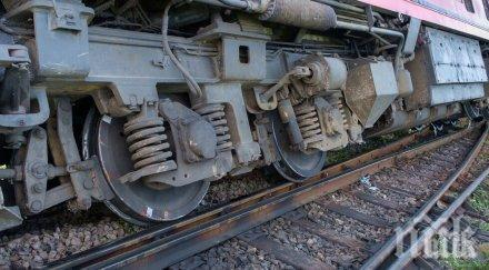 Скоростен влак дерайлира в Североизточна Шотландия