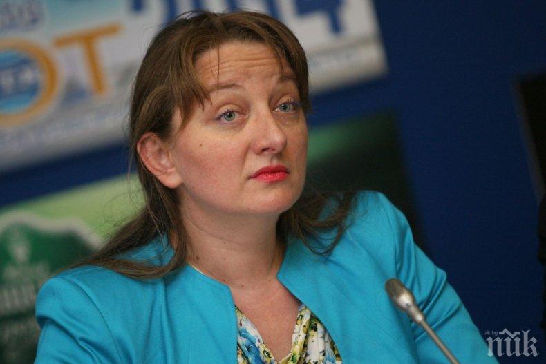 """Министър Сачева и асоциация """"Родители"""" обсъдиха подкрепата за семействата при затваряне на училища и детски градини"""