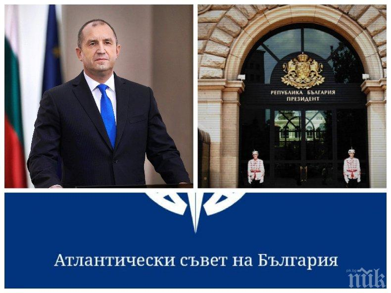 И Атлантическият съвет поиска импийчмънт на Радев: Този човек е опасност за евроатлантическия път на България