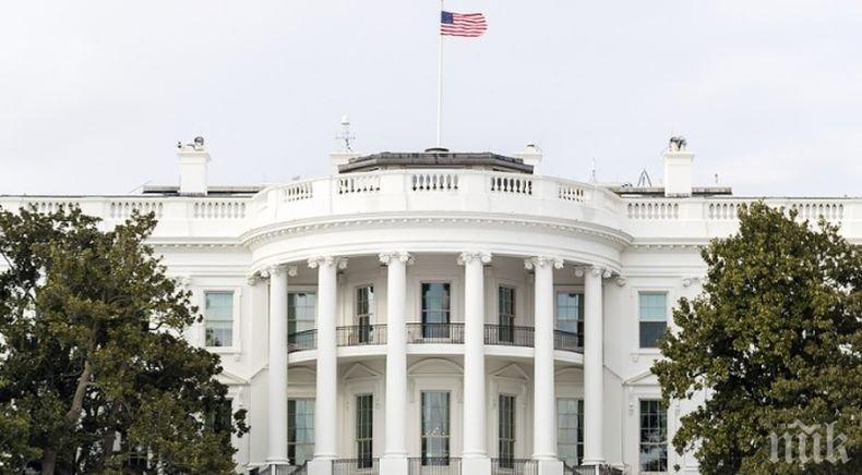 Двама ранени при стрелбата в района на Белия дом (ВИДЕО)