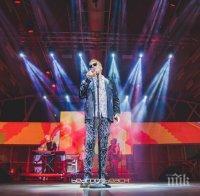 ОБРАТНО НА СЦЕНАТА: Свършиха билетите за концерта на Васил Найденов в София