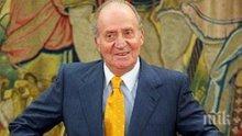 ОАЕ: Бившият испански крал Хуан Карлос е тук