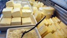 БАБХ констатира наличието на Листерия в кашкавал и ниска масленост в сирене – вижте къде