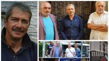 Евгений Михайлов гневно: Отровното трио, вие сте наети да дадете властта на Резидента Радев - чрез преврат с чупене на ръце, наказателни отряди и народни трибунали