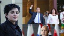 Калина Андролова за рестарта на държавата: Борисов им разгони фамилията! Даде убийствено точна оценка за Радев
