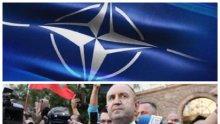 Атлантическият съвет категорично: Румен Радев гази Конституцията, държи се като руски генерал-губернатор
