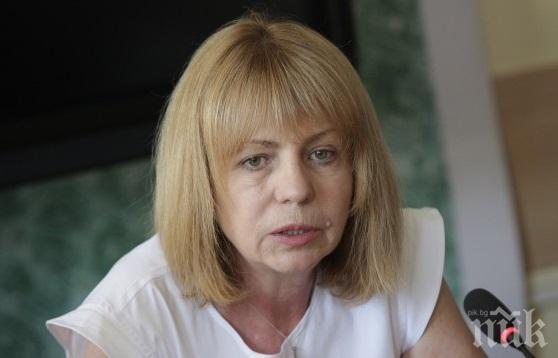 НАЙ-НАКРАЯ ПРИЗНА! Фандъкова: Протестите в София не са заявени в Общината