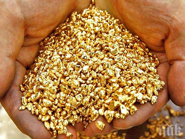 БАЛКАНСКИ КЛОНДАЙК: Откриха злато в Сърбия на границата с България и Македония
