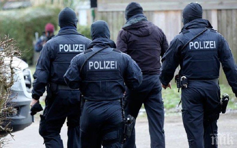 Мощна акция в Германия срещу салафити