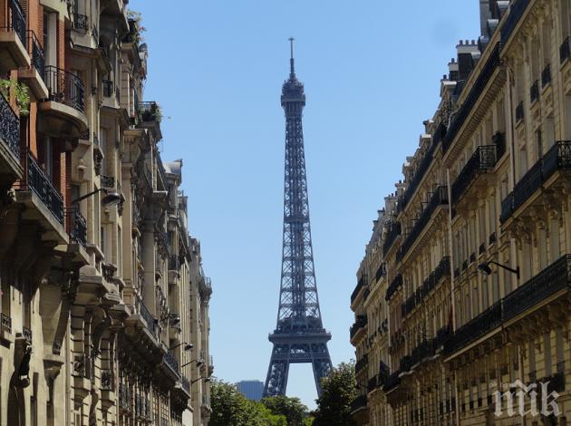 Обявиха Париж и Марсилия за зони с повишен риск от китайския вирус