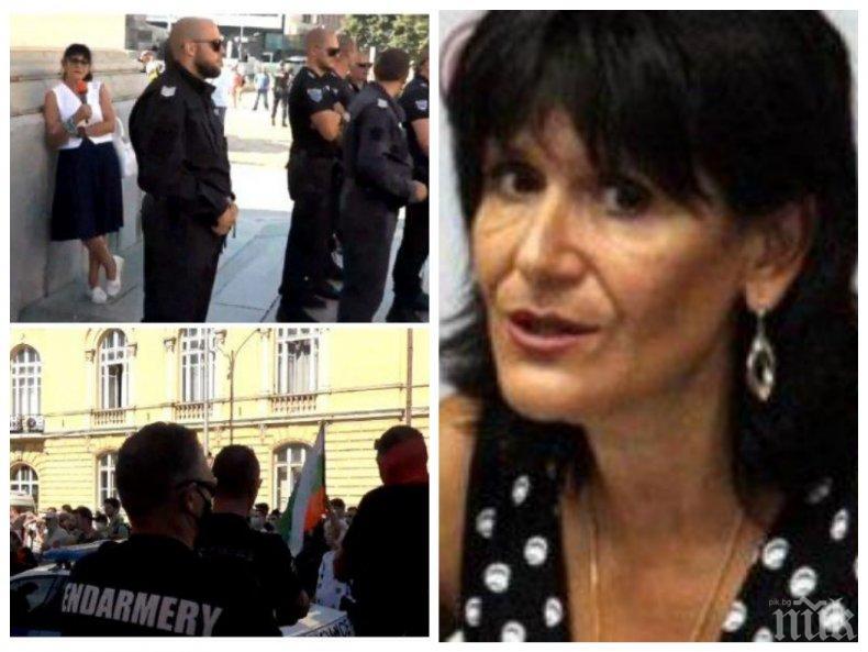 ЧИТАТЕЛКА НА ПИК: Бясна съм и омерзена от случилото се с Ива Николова! Асоциацията на европейските журналисти проявява двойни стандарти