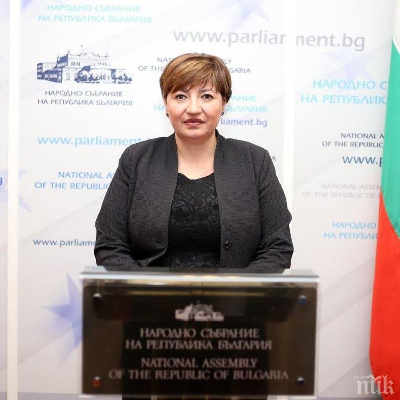 Шефката на правната комисия в НС готова за рестарт: България има нужда от личности с държавническо мислене, а не популизъм