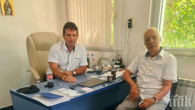 """Проф. д-р Александър Чирков започва работа в пловдивската МБАЛ """"Свети Мина"""""""
