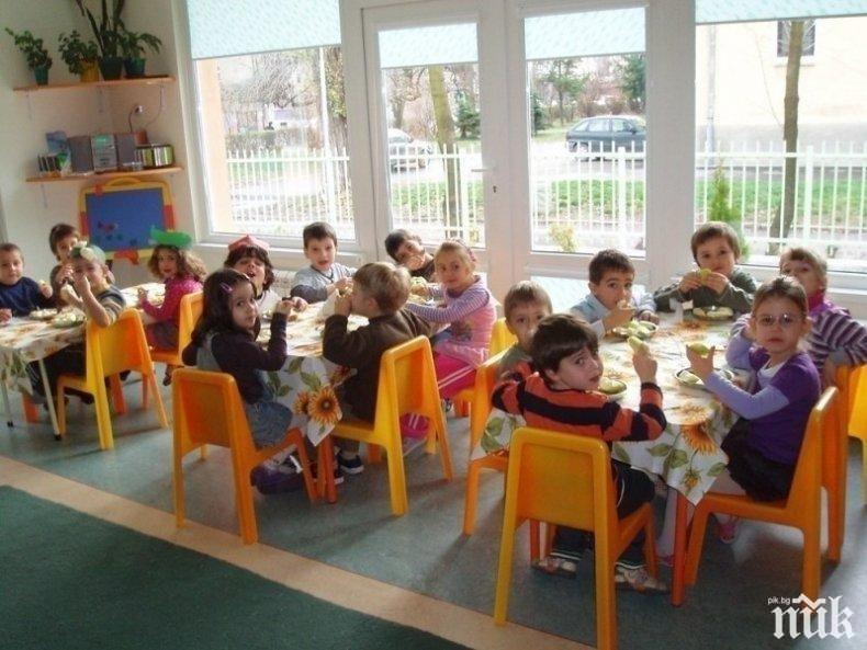 Откриват още 1750 места в забавачките в София