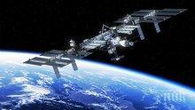 МКС изпуска въздух, всички космонавти се местят в руския модул