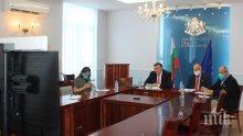 Проф. Костадин Ангелов: Работещите на първа линия трябва да знаят, че Министерството на здравеопазването стои зад тях