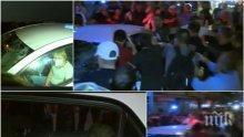 ПЪРВО В ПИК TV! Пуснаха под гаранция от 500 лв. единия от нападателите на майката с деца от метежа на Румен Радев (ВИДЕО/ОБНОВЕНА)
