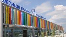 Летище Варна посрещна първия полет от Израел