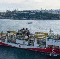 ТУРЦИЯ УДАРИ ДЖАКПОТА: 80 милиарда долара е стойността на откритото газово находище в Черно море