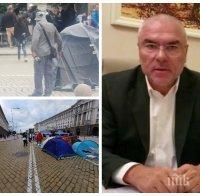 Марешки избухна: Свободните граждани ще изхвърлят метежниците от кръстовищата!  Има гласове в БСП за Велико Народно събрание