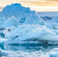 УНИКАЛНО: Русия ще строи летище от лед в Арктика