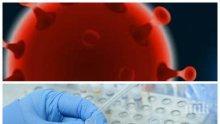 ПАНДЕМИЯТА: 99 нови заразени с коронавируса.159 оздравели за последните 24 часа, но починалите са 18!