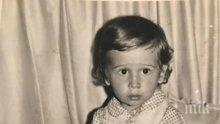 ОТ АРХИВА: Пред това сладко бебе днес публиката става на крака - ще го познаете ли?
