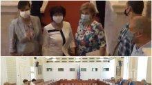 ИЗВЪНРЕДНО В ПИК TV: Горещи преговори за новата Конституция в парламента (ВИДЕО)