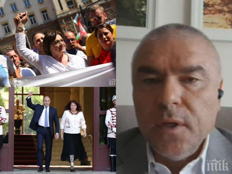 Марешки отсече: Служебно правителство на Радев, диктувано от Нинова, няма как да организира прозрачни и честни избори