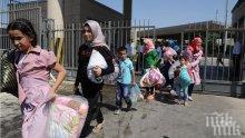 Мигрантски бунтове тресат Северозападна Босна
