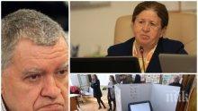 Проф. Михаил Константинов с тежки думи за оставката на шефката на ЦИК и кашата с машинното гласуване